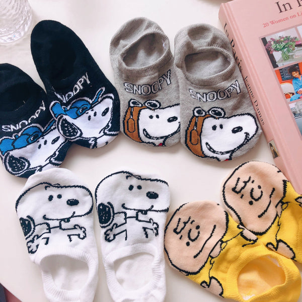 Kawaii Snoopy Socks JK1582