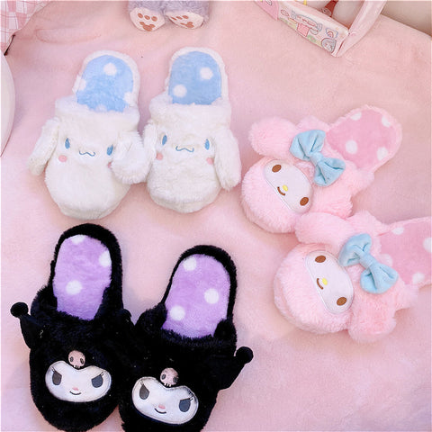 Cartoon Anime Slippers JK2643