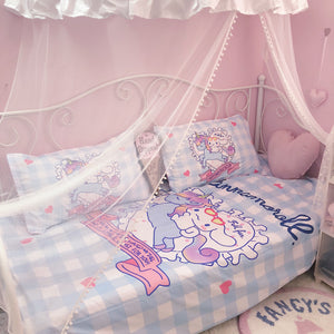 Fashion Cinnamoroll Four Piece-suit Bedding JK1674