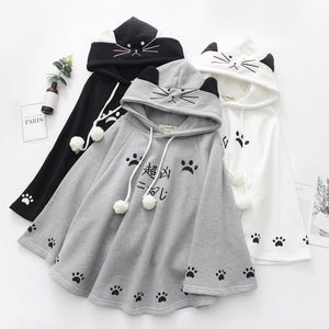 Cute Cats Coat JK1901