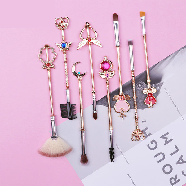 Sailormoon Makeup Brush Set  JK2003