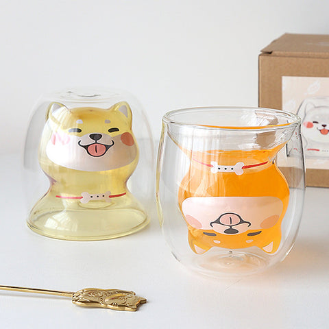 Lovely Dog Water Cup JK2587
