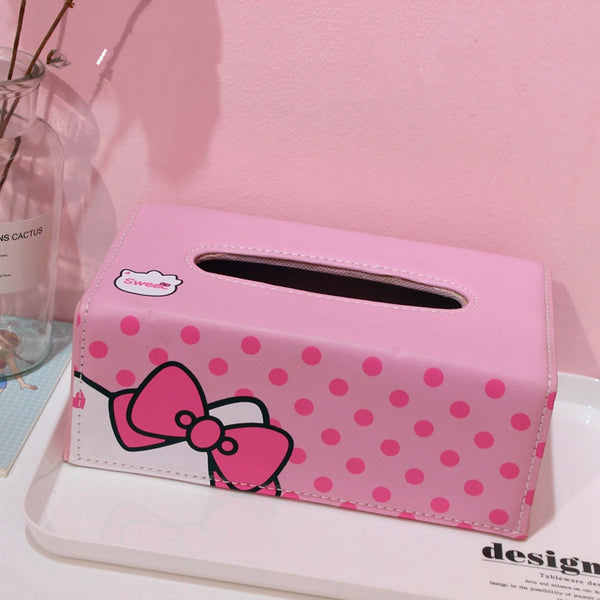 Cartoon Tissue Box JK1033