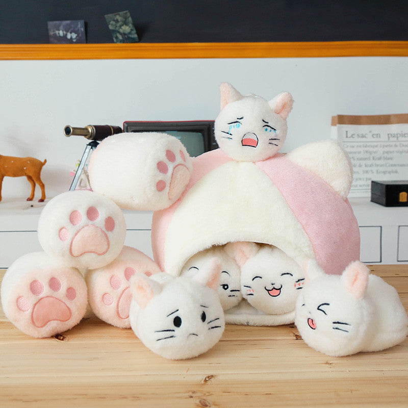 Lovely Cats and Paws Dolls JK2511