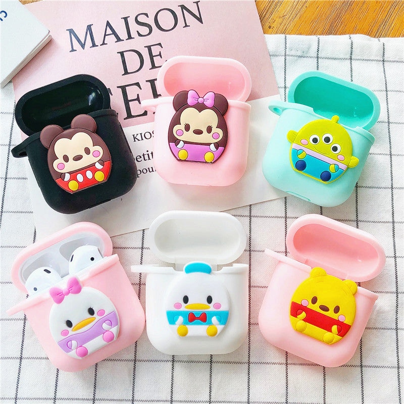 Cartoon Airpods Protector  JK1233