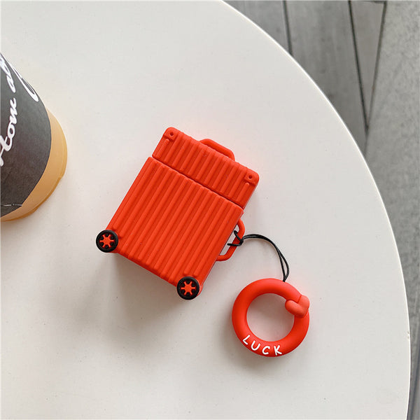 Lovely Luggage Airpods Protector  JK1295