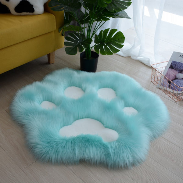 Lovely Cat Paw Floor Mat JK2630