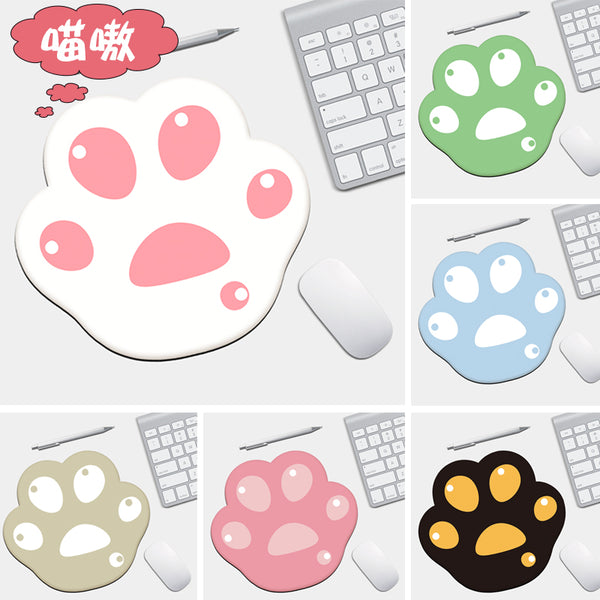 Lovely Cat Paw Mouse Pad JK2522