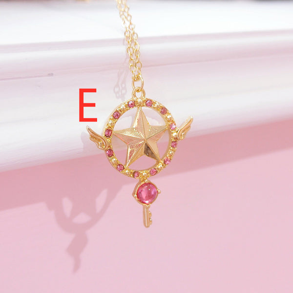 Cute Sailormoon Necklace JK1639