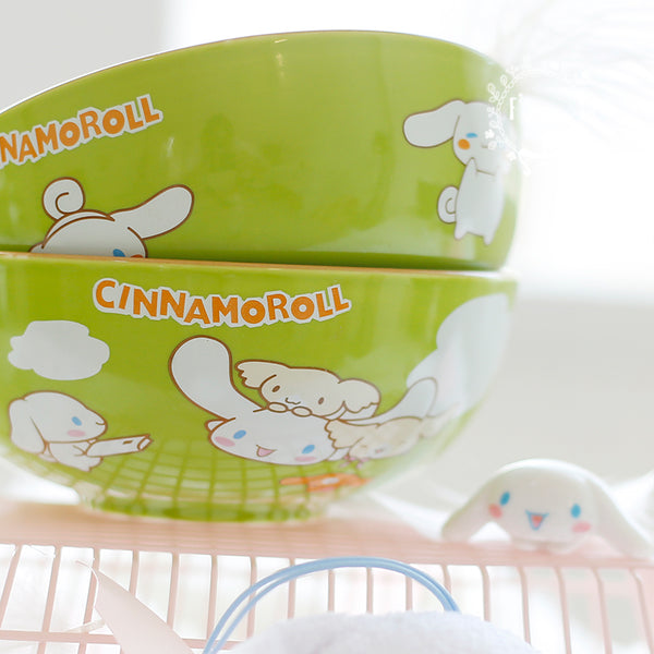 Kawaii Cinnamoroll Printed Bowl JK1534