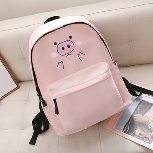 Lovely Pig Backpack JK2474