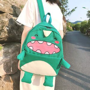 Cartoon Dinosaur Backpack JK1962