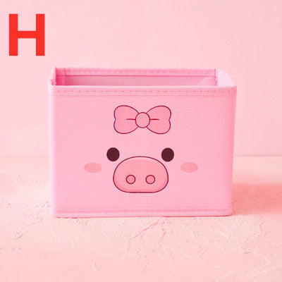 Cartoon Folding Storage Box JK1841
