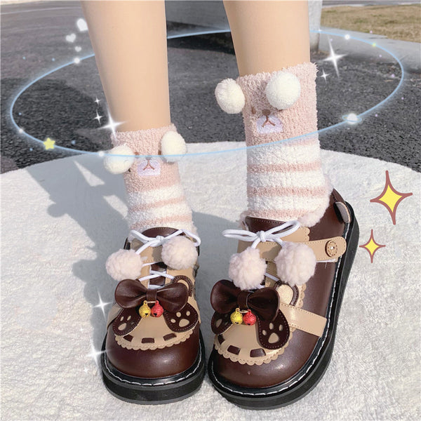 Fashion Lolita Girl Shoes JK2683