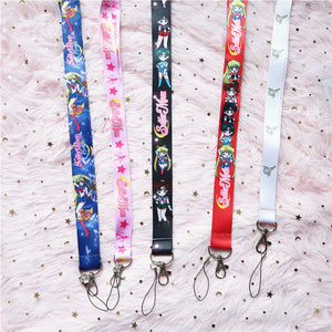 Kawaii Sailor Moon Phone Lanyard JK1334