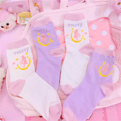 Sailormoon Socks JK1860