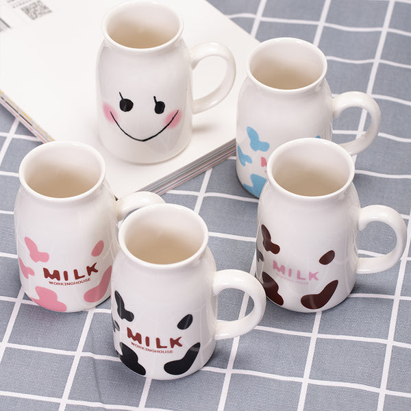 Sweet Milk Mug Cup JK2536
