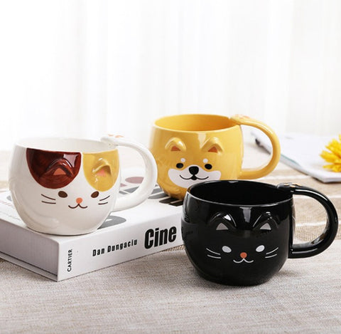Cute Cats Mug Cup JK2479