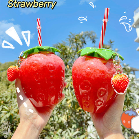 Sweet Strawberry Water Bottle JK2721