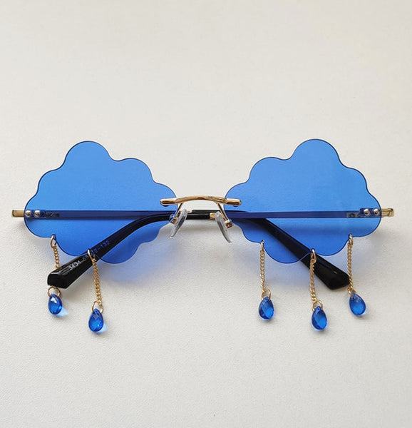 Fashion Cloud Sun Glasses JK2645
