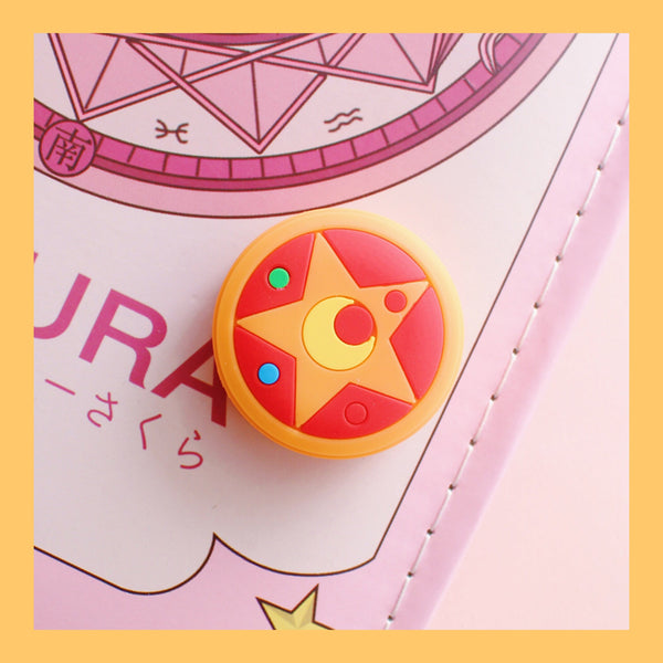 Cartoon Sailormoon Phone Charger Date Wire Protector JK1993