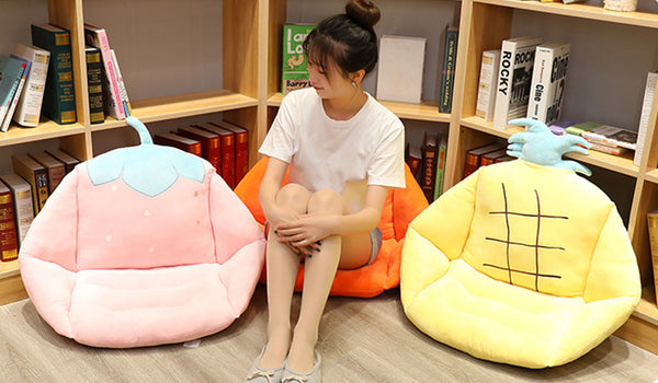 Sweet Fruits Seat Cushion JK2230