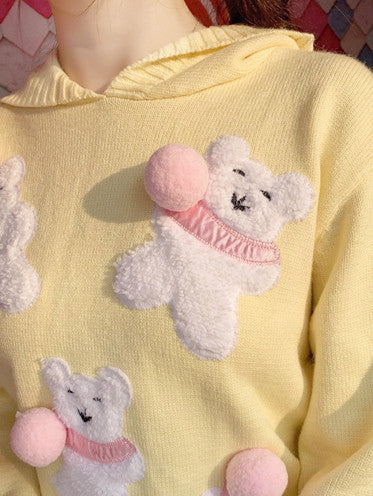 Lovely Bears Sweater JK1919