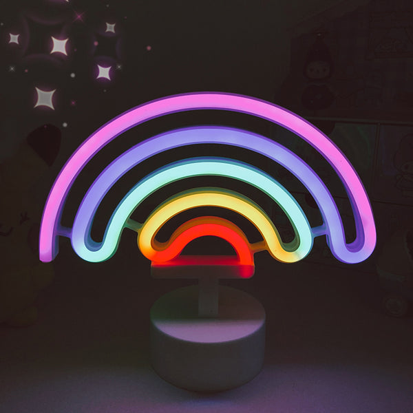 Fashion Rainbow Night Light JK1868