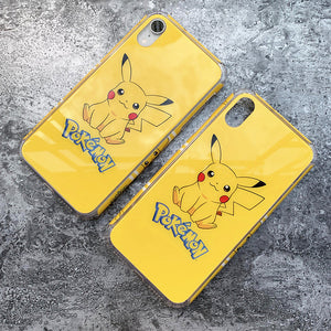 Kawaii Pikachu Phone Case for iphone 7/7plus/8/8P/X/XS/XR/XS Max JK1727