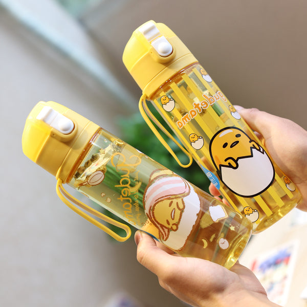 Kawaii Gudetama Water Bottle JK1842