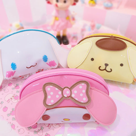 Mymelody and Cinnamoroll Makeup Bag JK1560