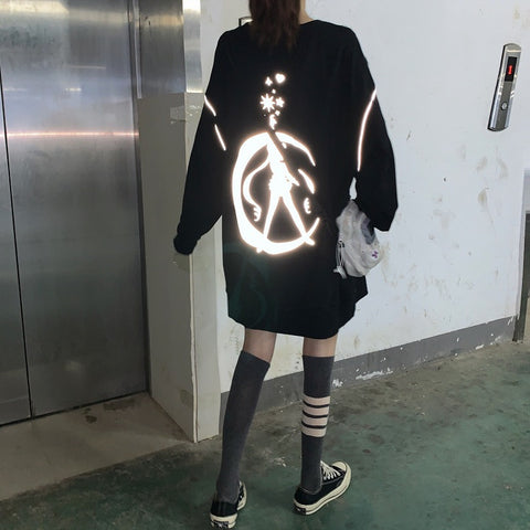 Reflective Sailormoon Coat JK1680