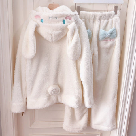 Cartoon Winter Pajamas Suit JK2481