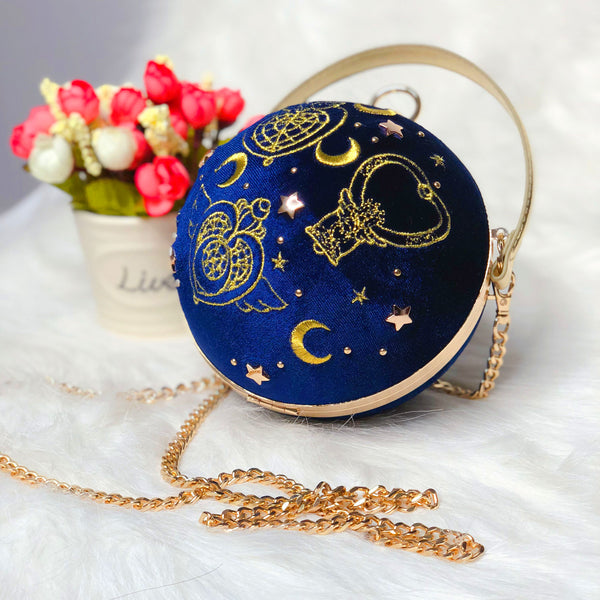 Round Sailormoon Shoulder Bag JK1273