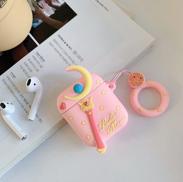 Cute Sailormoon Usagi  Airpods Protector Case JK1440