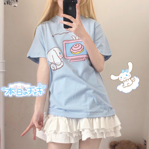 Kawaii Cartoon T-Shirt  JK2748