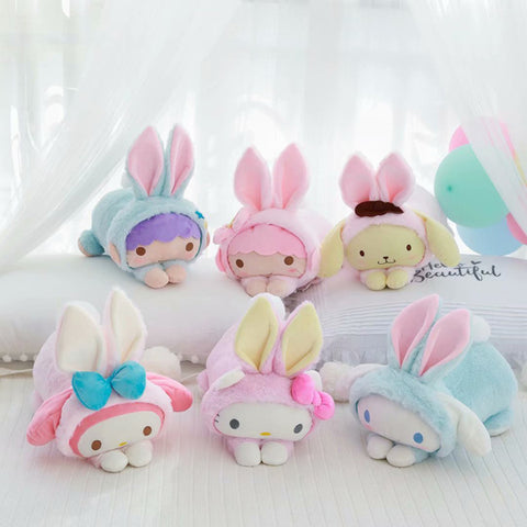 Kawaii Cartoon Plush Hold Pillow JK2336