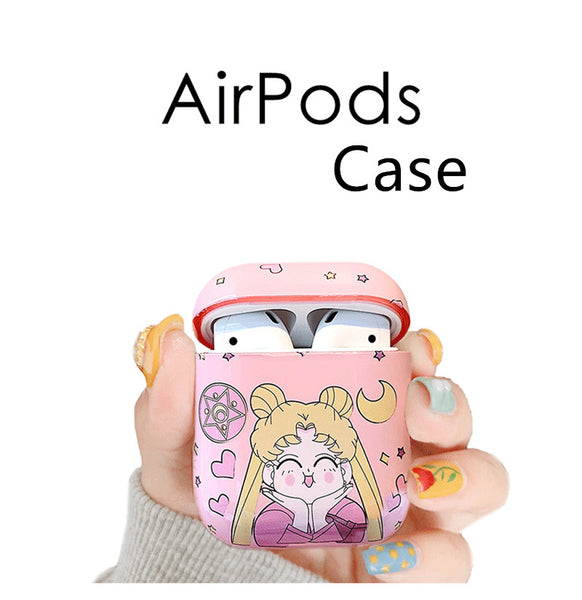 Sailormoon Usagi  Airpods Protector Case JK1284