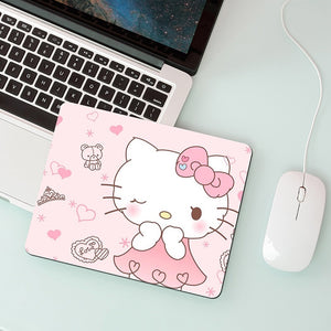 Lovely Hello Kitty Mouse Pad JK1688