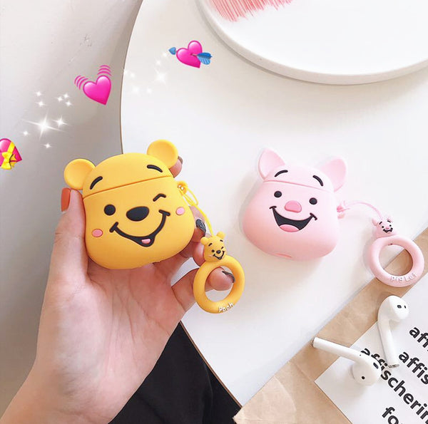 Winnie The Pooh Airpods Protector  JK1427