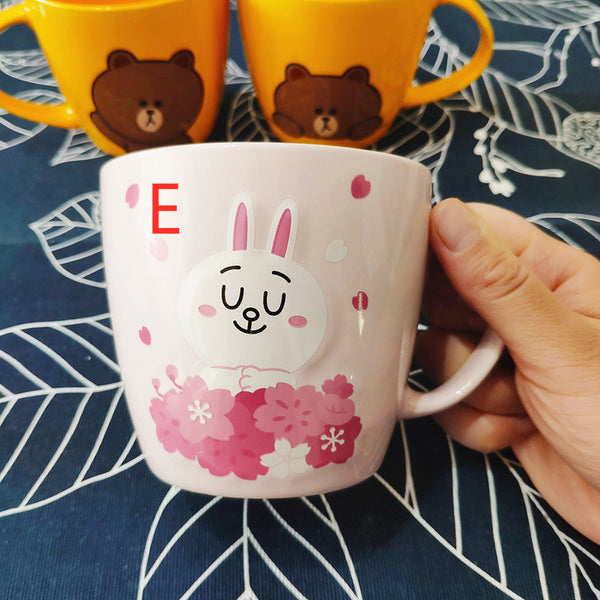 Kawaii Brown and Cony Cup JK1597