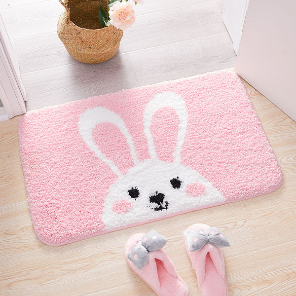 Lovely Rabbit Carpet Mat JK2213