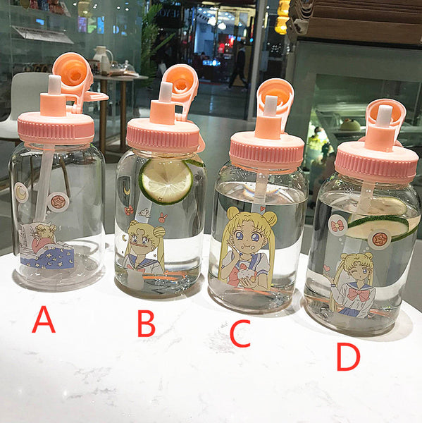 Sailormoon Usagi Water Bottle JK1422
