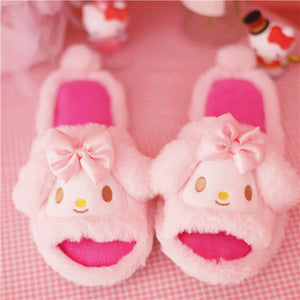 Soft Girls Slippers JK2151