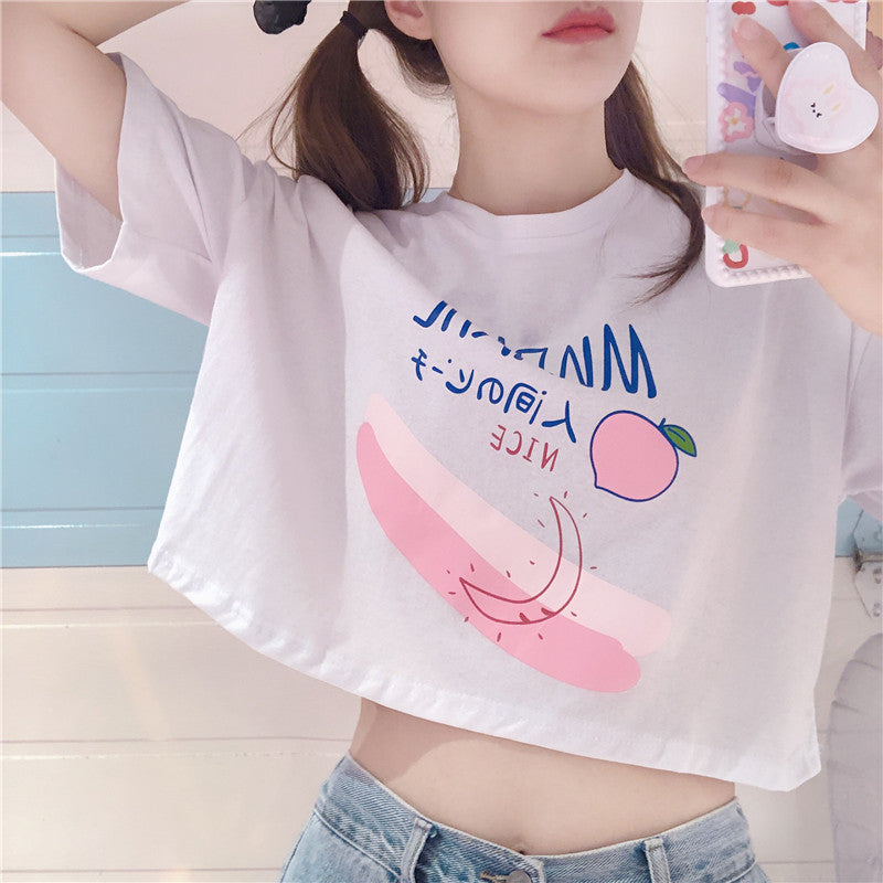 Sweet Peach T-Shirt JK2306