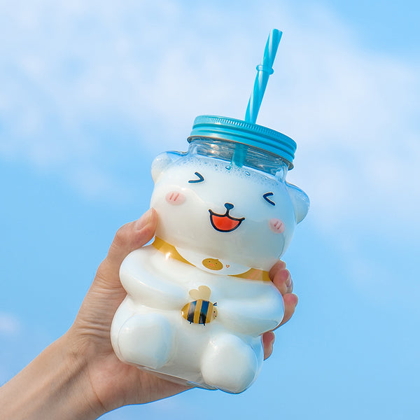 Lovely Bear Water Bottle JK2367