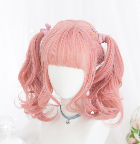 Fashion Lolita Cosplay  Wig JK1544