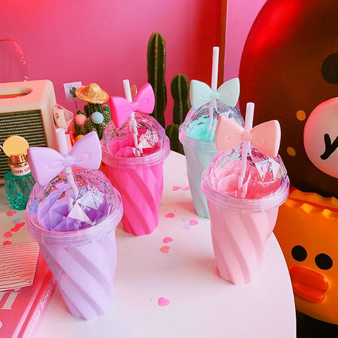Kawaii Butterfly Water Cup  JK1133