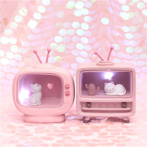 Kawaii Cats Night Light JK1837