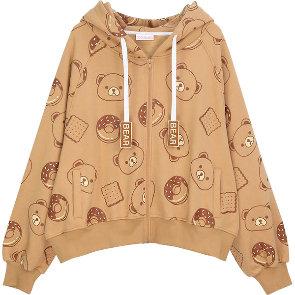 Fashion Bears Coat JK2571